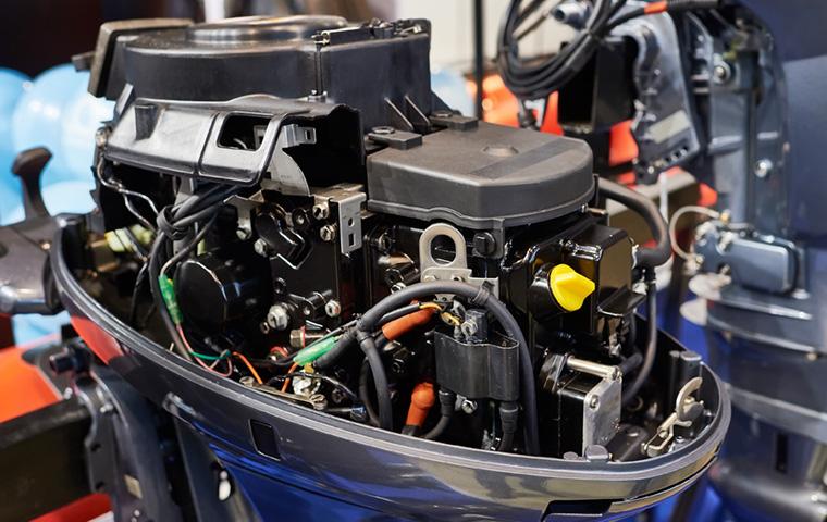 エンジン・ドライブ修理